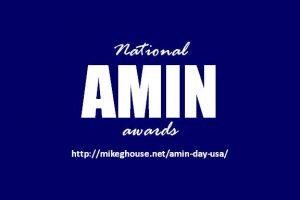 Amin-Award